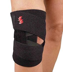 Bird & Cronin 08148393 TK Patellar Stabilizing Knee Wrap wit