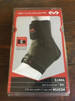 McDavid 195 Deluxe Ankle Brace with Strap  Brand New.