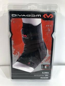 McDavid 195 Medium Level 3 Maximum Laced Ankle Brace Support