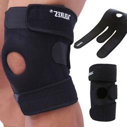 1pc Elastic Knee Support Brace Kneepad Adjustable Patella Kn