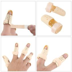 2019 New Arrival 5Pcs PE Finger <font><b>Splint</b></font> F
