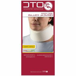 OTC 2394N-M Cervical Collar, Soft Foam, Neck Support Brace,