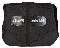 Mueller 255 Lumbar Back Support Brace with Removable Pad