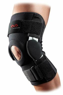 McDavid 422 Knee Brace with Dual Disk Hinges - Black - XXL *