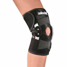 Mueller 6455 Adjustable Hinged Knee Brace Patella Compressio