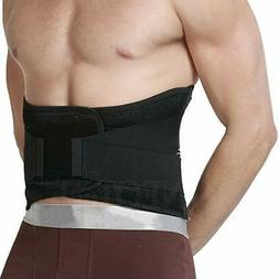 Neotech Care Back Brace - Lumbar Support Belt - Wide Protect