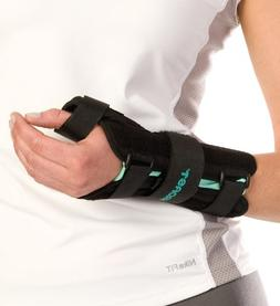 Aircast A2 Wrist Brace with Thumb Spica-Left-Medium