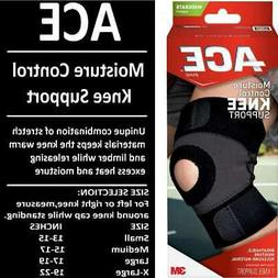 3M Ace Moisture Control Knee Support, Small