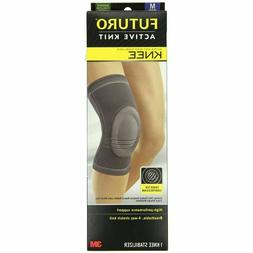 FUTURO Active Knit Knee Stabilizer - Medium, 1 ea