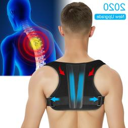 Adjustable Back Posture Corrector Shoulder Support Correct B