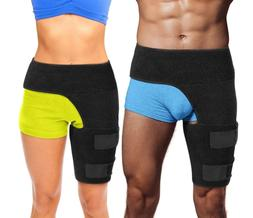 Adjustable Groin Brace Wrap Thigh Support Injury Pain Relief