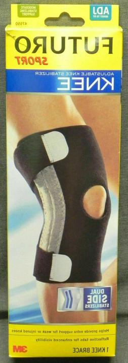 FUTURO Sport Adjustable Knee Stabilizer, Adjustable