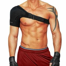 Shoulder Brace Support for Men Helps Arm, Rotator Cuff, Elbo