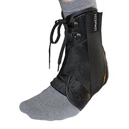Lace Up Ankle Brace  - Ankle Stabilizer Support for Joint Pa