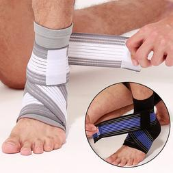 Ankle Support Compression Tendon Plantar Fasciitis Sleeves A
