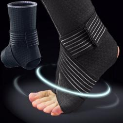 CFR Ankle Support Strap Foot Drop Orthotic Correction Brace