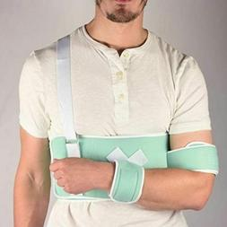 Arm Sling Shoulder Immobilizer Padded Support Brace Universa