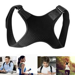 Back Posture Corrector Shoulder Straight Support Brace Belt