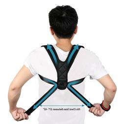 back posture corrector women men kids adjustable