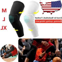 Basketball Knee Pads Adult Long Kneepad Football Knee Brace