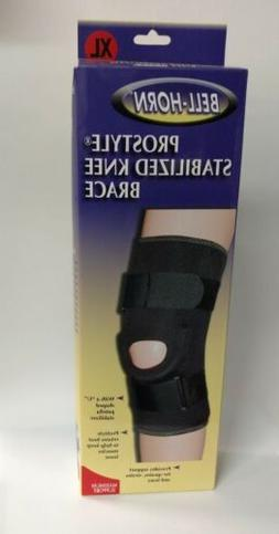 Bell-Horn ProStyle Stabilized Knee Brace, Maximum Support, X