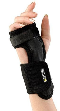 Bracoo Wrist Splint, Breathable Hand Stabilizer Brace for Ca
