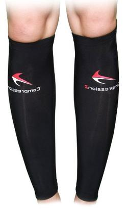 CompressionZ Calf Compression Sleeves  - Compression Socks f