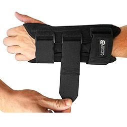 Copper Compression Carpal Tunnel Night Time Wrist Brace - GU