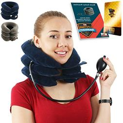 Cervical Neck Traction | Air Neck Therapy | Adjustable Neck
