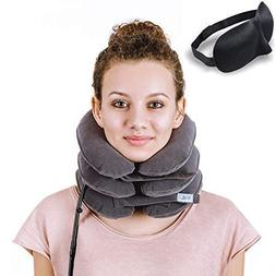 DaviSMART Cervical Neck Traction ✮ Effective Neck Pain Rem
