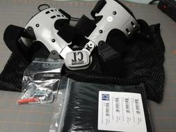 CL Comfortland OA-200-L Left Knee Brace W/suspension sleve a
