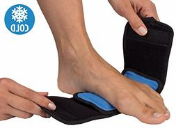 "NatraCure Cold Therapy Wrap  with 14"" Strap - For Hand, Foot"