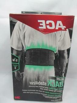 ACE Deluxe Back Stabilizer, Multiple Sizes Available