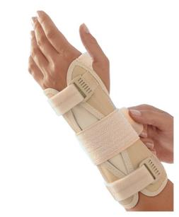 Futuro Deluxe Left Hand Wrist Stabilizer, 2 Count - Packagin