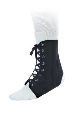 DJO Procare Sport Ankle Lace-Up Splint -Beige - Medium