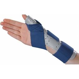 DJO Procare Thumb Spica ThumbSPICA Support Brace, Left Large