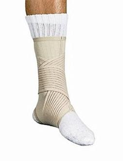 Double Strap Ankle Support Size: Large