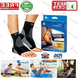 DR.ANISON Foot Doc Plantar Fasciitis Arch Support Compressio
