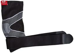 McDavid 4 Way Elastic Ankle Sleeve with Figure 8 Straps, Med