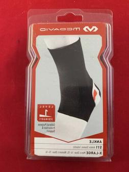 Mcdavid Elastic Ankle Support Extra Large