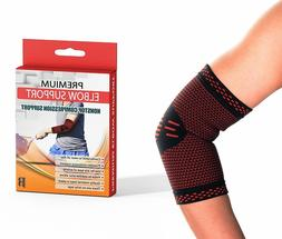 Elbow Brace By RIMSports Best Tennis Elbow Braces Premium El