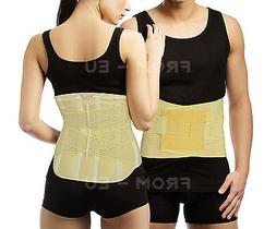 TONUS ELAST Extra Firm Back Brace Lumbar Fixation Support Re
