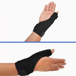 <font><b>Thumb</b></font> Stabilizer Support Wrist Brace Met