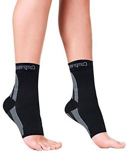 CompressionZ Plantar Fasciitis Socks - Compression Foot Slee
