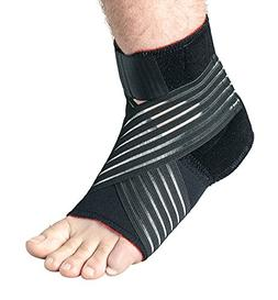 Thermoskin Foot Stabilizer, Black, Small