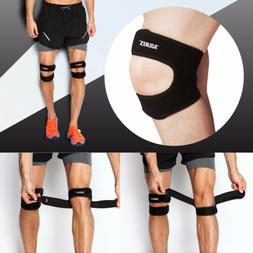 New Gym Run Knee Kneecap Patella Support Brace Strap Tendon