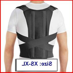 TOROS-GROUP Hard Posture Corrector Brace Back Clavicle Suppo