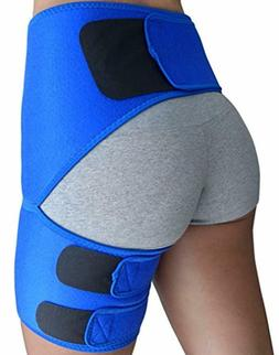 Hip Brace Groin Support for Sciatica Pain Relief Thigh Hamst