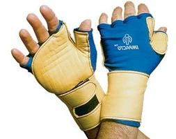 Impacto Wrist Support Impact Gloves, Pair