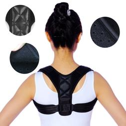 Kid Posture Corrector Back Support Brace Figure 8Clavicle Up